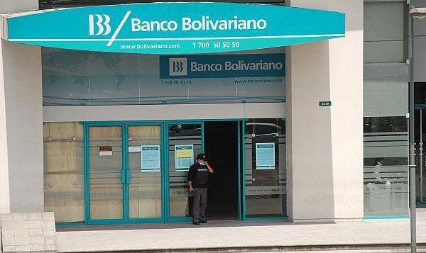 Sede del Banco Bolivariano