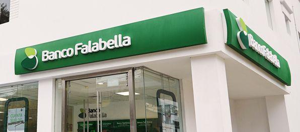 Sede del Banco Falabella
