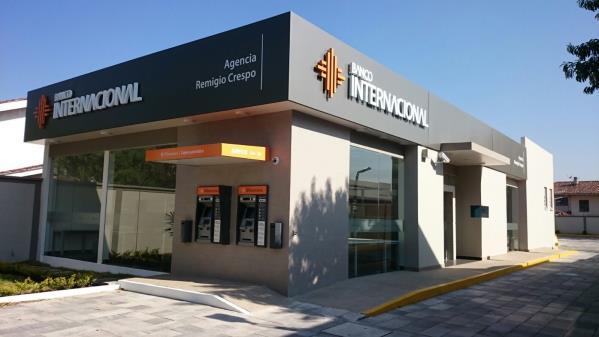 Sede del Banco Internacional