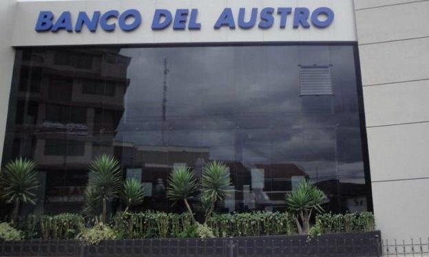 Sede principal del Banco del Austro