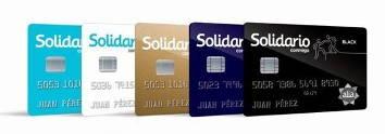 Tarjetas del Estado de Cuenta Banco Solidario