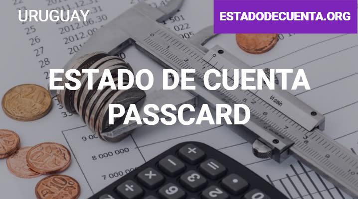 Estado de Cuenta Passcard